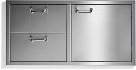 Lynx Sedona LSA742 Access Door Stainless Steel, LSA742 Front View