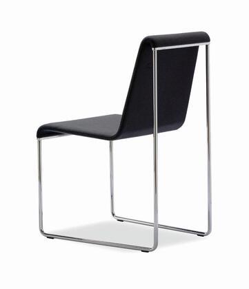 Cabrini 100-BT-SLNR-DGW Chair in Dark