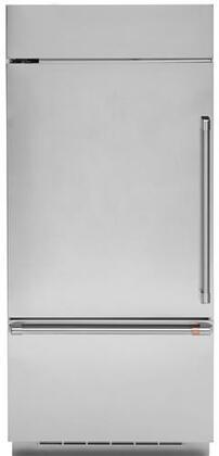 Cafe  CDB36LP2RS1 Bottom Freezer Refrigerator Stainless Steel, CDB36LP2RS1 Bottom Freezer Refrigerator