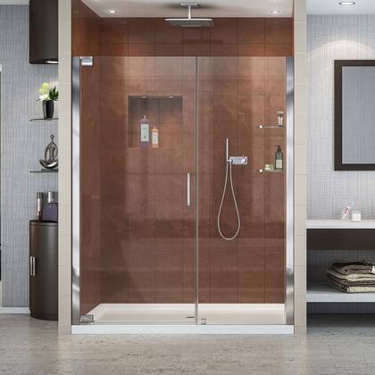 DreamLine DL6203R2201 Shower Door, Elegance Shower Door 58x72 01