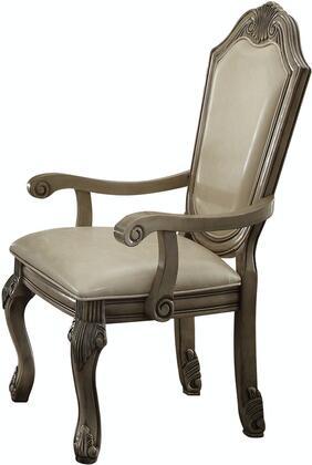 Acme Furniture Chateau de Ville 64068 Dining Room Chair Antique White, Main Image