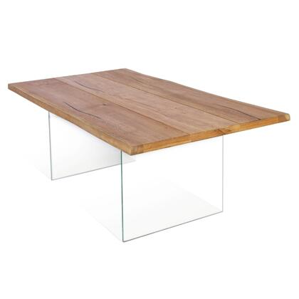 New Pacific Direct Laguna 1100004 Coffee and Cocktail Table Brown, main image