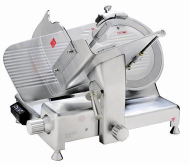 HBS-350L 14″ Commercial Manual Electric Meat Slicer with Locking