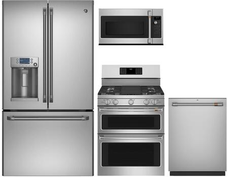 Cafe 1054598 Kitchen Appliance Package & Bundle Stainless Steel, main image