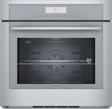 Thermador Masterpiece MED301WS Single Wall Oven Stainless Steel, MED301WS 30-Inch Single Built-In Oven