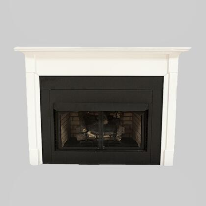 Model 1127 Series PA KDMCW1127 Corner Mantel in