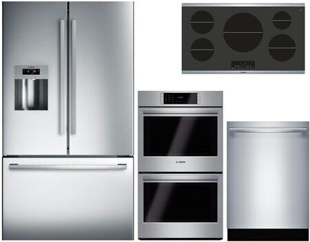 Bosch 1006020 Kitchen Appliance Package & Bundle Stainless Steel, main image