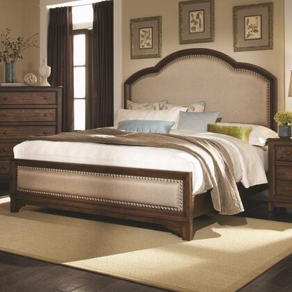 Coaster Laughton 203261Q Bed Brown, Main Image