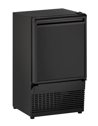 U-Line ADA 1000 UBI95B00A Ice Maker Black, Black