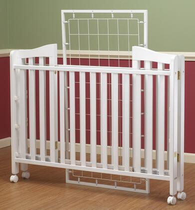 Orbelle  374W Crib White, 1