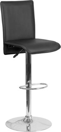 Flash Furniture CHTC31206BKGG Bar Stool Black, 1