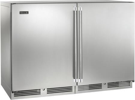 Perlick Signature 1443704 Wine Cooler 76 Bottles and Above Stainless Steel, 1