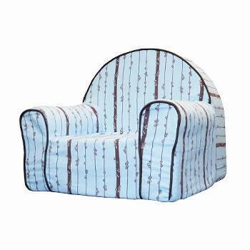 Fun Furnishings 60962P Kids Chair Blue, 1