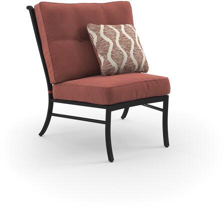 Signature Design by Ashley Burnella P456846 Patio Chair Orange, Main Image