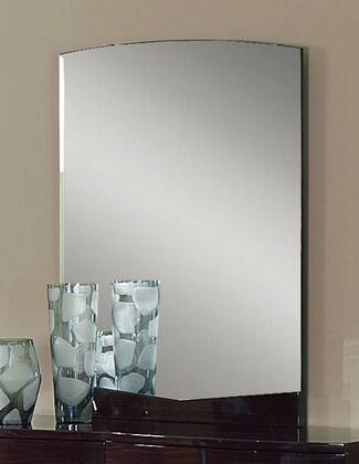Global Furniture USA Aurora AURORAWM Mirror Brown, Main Image