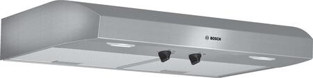 Bosch 500 Series DUH30252UC Under Cabinet Hood Stainless Steel, Main Image