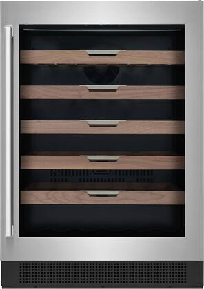 Electrolux  EI24WC15VS Wine Cooler 26-50 Bottles Stainless Steel, Main Image