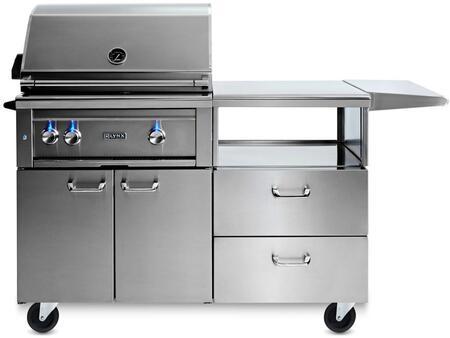 Lynx Professional L30TRMLP Liquid Propane Grill Stainless Steel, Main Image