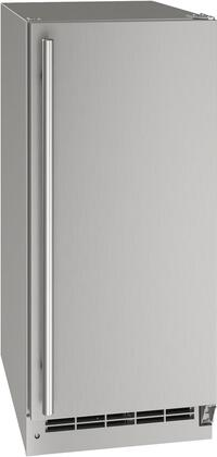 U-Line Outdoor UORE115SS01A Compact Refrigerator Stainless Steel, 1