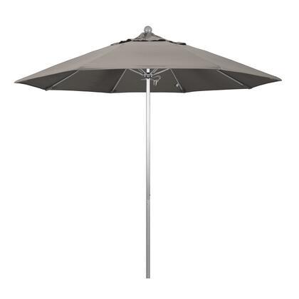 California Umbrella Venture ALTO908002SA61 Outdoor Umbrella Gray, ALTO908002-SA61Main Image