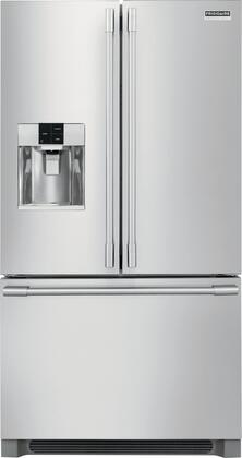 Frigidaire Professional FPBS2778UF French Door Refrigerator Stainless Steel, Main Image