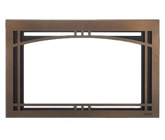 CASFI30BZ Contemporary Arch 30″ Screen Front in