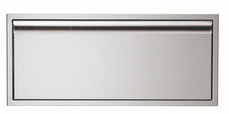 TESD361-B 36″ Pellet Storage Drawer with 100 lbs. Capacity and Flush Handle in Stainless