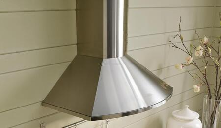 Faber TEND36SS300B Wall Mount Range Hood Stainless Steel, Main View