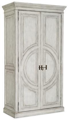 Hooker Furniture Boheme 575090013LTWD Wardrobe, Silo Image