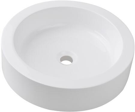 Streamline K1177SLSV18 Sink White, Main Image