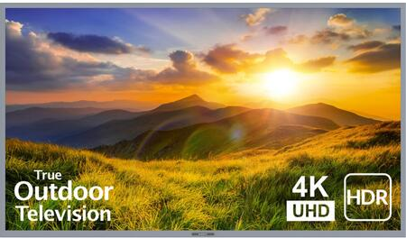 SB-S2-75-4K-SL 75″ Signature 2 Series 4K UHD Outdoor TV with HDR  OptiView Technology and TruVision Anti-Glare Technology in