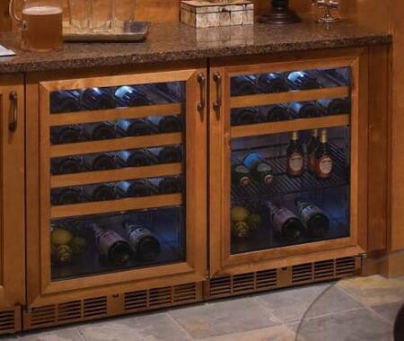 Perlick Signature 1443863 Beverage Center Panel Ready, 1