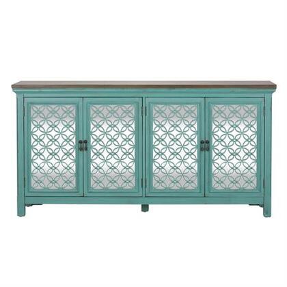 Liberty Furniture Kensington 2011AC7236 Cabinet Blue, 2011 ac7236 main