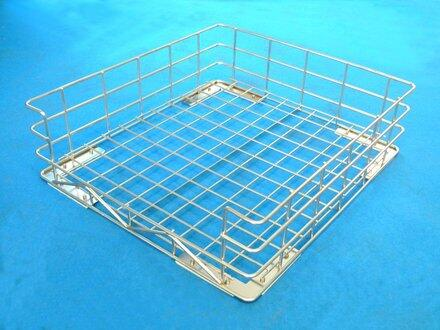 CC00089 20.5″x 22.8″ Restaurant Commercial Dishwashers Stainless Steel Rack for