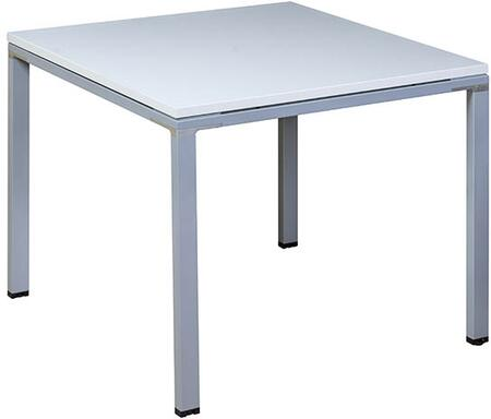 Boss S401WT Conference Table White, Main Image