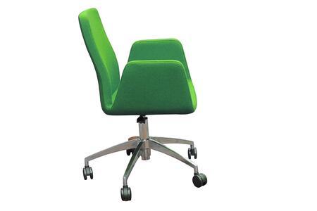 Astor 200-BT-AST-CUZ1L-AOB Office Chair with Green Wool – Camira