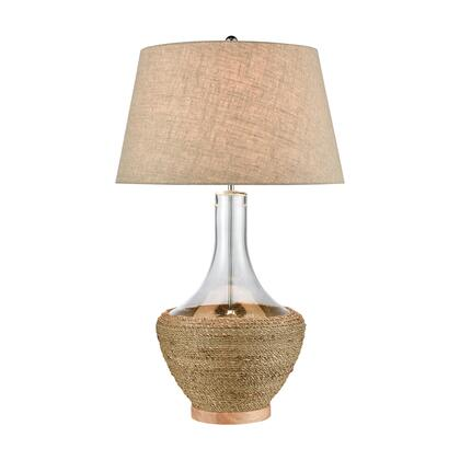 ELK Home Twined D4561 Table Lamp Brown, d4561