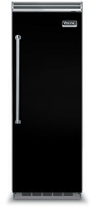 Viking 5 Series VCRB5303RBK Column Refrigerator Black, Black