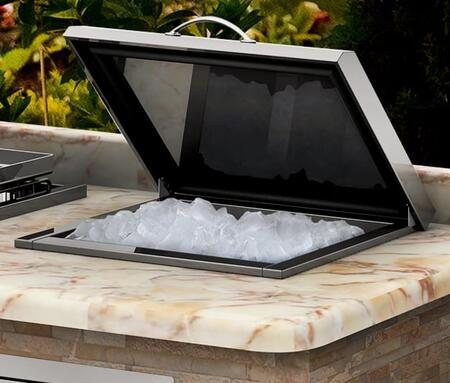 ARTP-IC Insulated Ice Bin in Stainless