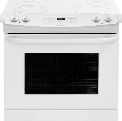 Frigidaire FFED3025PW Drop-in Ranges | Drop-In Stoves White, 1