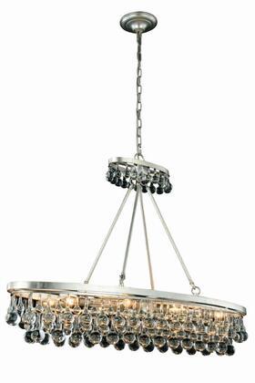 Elegant Lighting 1509G44SL Ceiling Light, Image 1