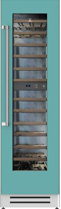 Hestan  KWCR24TQ Wine Cooler 51-75 Bottles Blue, 1
