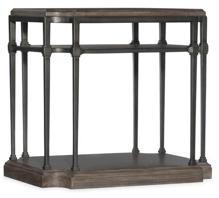 Hooker Furniture Woodlands 58208011484 End Table, Silo Image