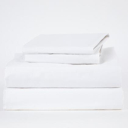 Vifah B20B5 Bedding Set White, B20-B5 Main