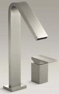 Kohler Loure K146754BN Faucet Silver, Image 1