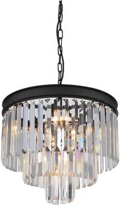 Acme Furniture Piper 40102 Ceiling Light Black, 1