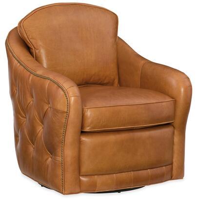 Hooker Furniture Hilton CC497SW085 Accent Chair Brown, eftphodj2bfuwoor4zjs