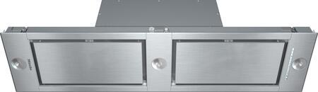 Miele  DA2620 Range Hood Insert Stainless Steel, Front view