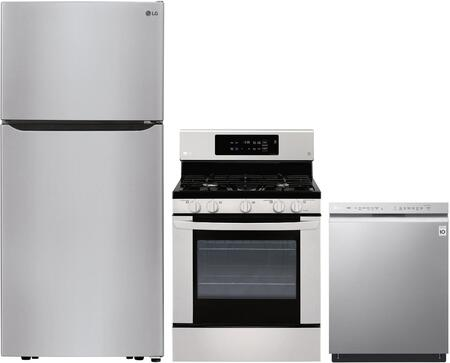 LG 1102831 Kitchen Appliance Package & Bundle Stainless Steel, main image