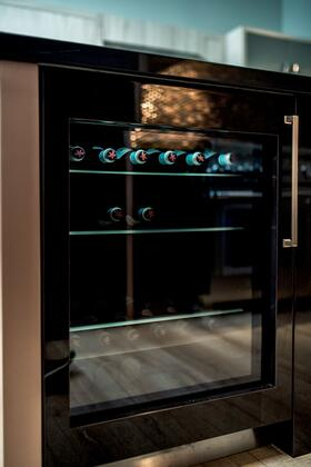 Thermador  T24UR900 Compact Refrigerator Panel Ready, Glass Door